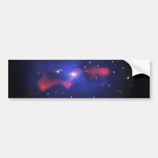 MS 0735 Black Hole Blast Bumper Sticker