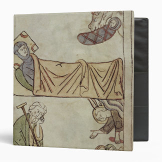 Ms 108 fol.168 The Nativity, from a Bible 3 Ring Binder