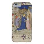 Ms 11060-11061 horas de Notre Dame: Laudes, el VI Funda Para iPhone 6 Barely There
