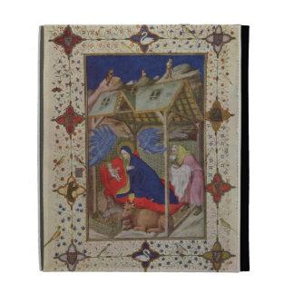 Ms 11060-11061 horas de Notre Dame: Prima, el Bir