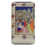 Ms 11060-11061 horas de Notre Dame: Sexte, Adorati iPod Touch Protectores