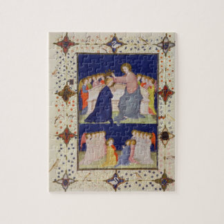 MS 11060-11061 Hours of Notre Dame: Compline, The Puzzles