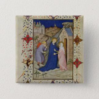 MS 11060-11061 Hours of Notre Dame: Laudes, The Vi Button