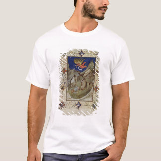 MS 11060-11061 Hours of Notre Dame: Tierce, The an T-Shirt
