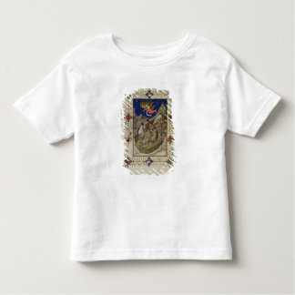 MS 11060-11061 Hours of Notre Dame: Tierce, The an Toddler T-shirt