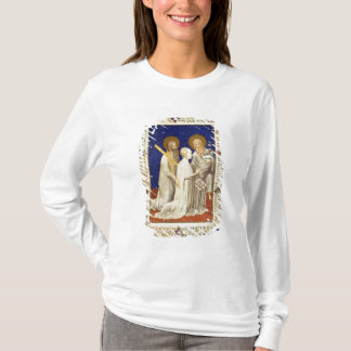 MS 11060-11061 John, Duc de Berry on his knees bet T-Shirt