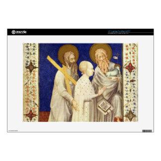 Ms 11060-11061 Juan, Duc de Berry en su apuesta de Portátil Skins