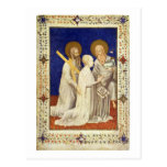 Ms 11060-11061 Juan, Duc de Berry en su apuesta de Postales