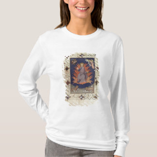 MS 11060-11061 Psalms of Penitence: Christ in Maje T-Shirt