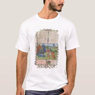 Ms 115 f.425v Lancelot Killing Sir Agravain (vellu T-Shirt