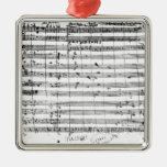 Ms.1548 Ouverture de la ópera 'Don Giovanni Ornatos