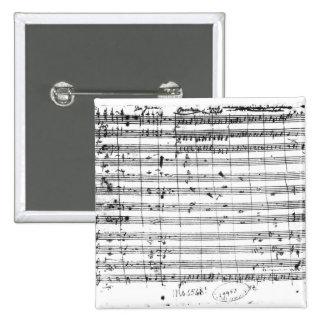Ms 1548 Ouverture de la ópera Don Giovanni Pin