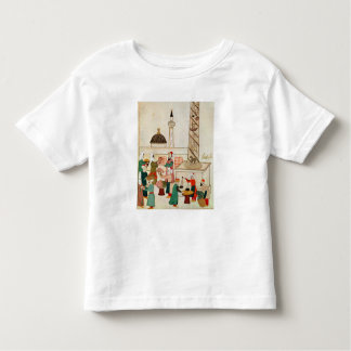 Ms 1671 A Bazaar in Istanbul, c.1580 Toddler T-shirt