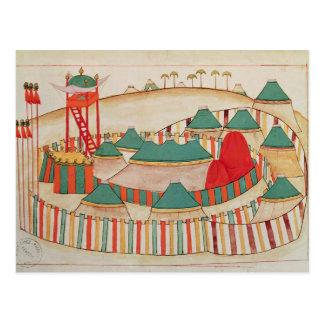 Ms 1671 el campo imperial c 1580 tarjeta postal