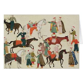 Ms 1671 un mercado del caballo c 1580 tarjetas