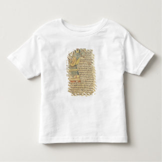 Ms 18 f.8 St. Matthew the Evangelist Toddler T-shirt
