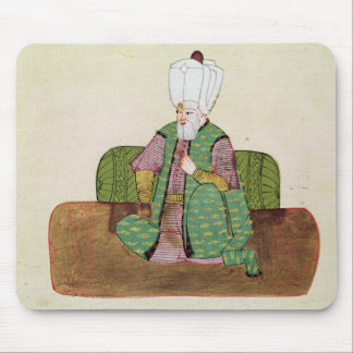 Ms 1971 Sultan Suleyman I Mouse Pad
