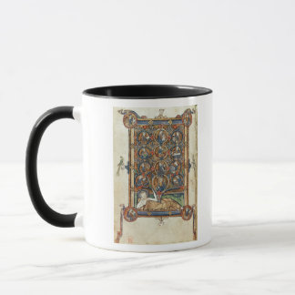 Ms 21926 The Tree of Jesse from a psalter Mug