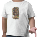 Ms 21926 The Tree of Jesse from a psalter T Shirt