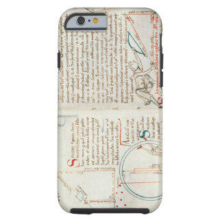 Ms 235 f.32 & 33 Geometry, from a 'Traite d'Astron iPhone 6 Case