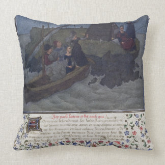 Ms. 2597 Heart, Desire and Generosity land in the Pillow
