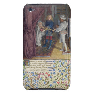 Ms. 2597 King Rene dreams: The God of Love steals Case-Mate iPod Touch Case