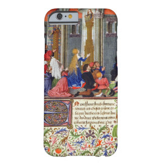 Ms 2617 Arcitas praying to Mars, Palemon praying t iPhone 6 Case