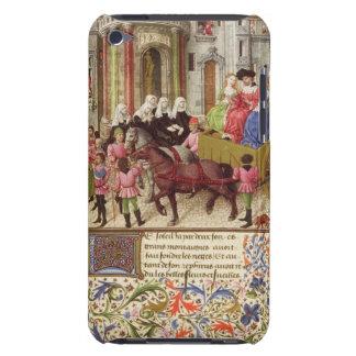 Ms 2617 Theseus makes a triumphal entry into Athen iPod Case-Mate Case