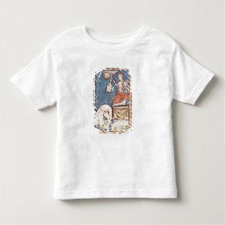 Ms 3516 f.127 The Juggler of Notre Dame Toddler T-shirt