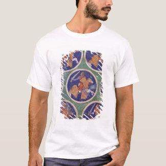 Ms 3516 fol.217v Five Knights T-Shirt
