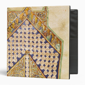 Ms 476 fol.233 Page from a Bible Binder