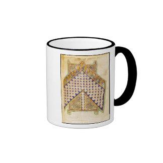 Ms 476 fol.233 Page from a Bible Coffee Mugs