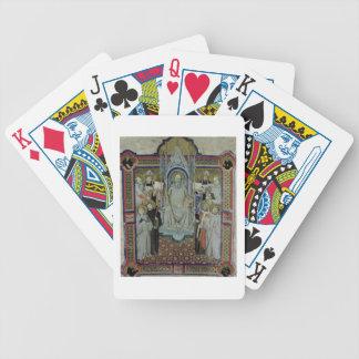Ms 501 St. Benedict (vellum) Card Decks