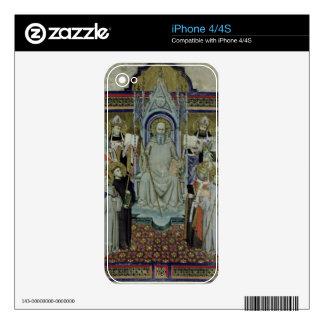 Ms 501 St. Benedict (vellum) Skin For The iPhone 4S