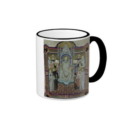 Ms 501 St. Benedicto (vitela) Tazas