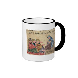 Ms Ahmed III 3206 el filósofo Taza De Dos Colores