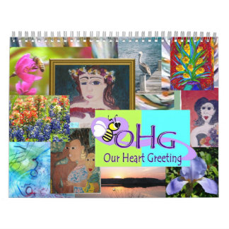 MS Artists Calendar 4 multiple sclerosis awareness
