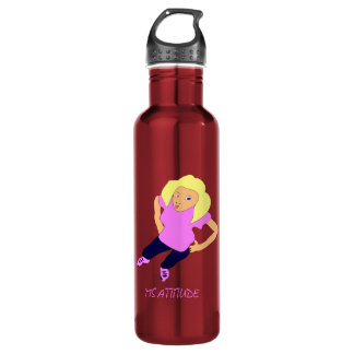 Ms Attitude Liberty Bottle