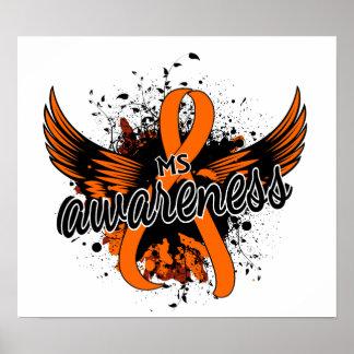 MS Awareness 16 Poster