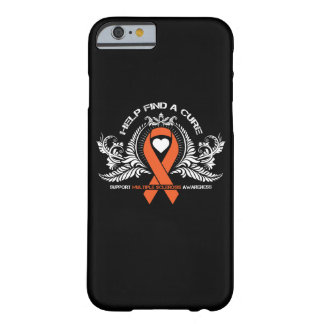 MS Awareness-Help Find A cure iphone case Barely There iPhone 6 Case