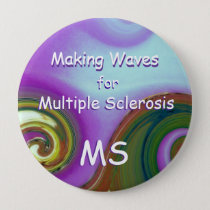 MS Awareness Pin