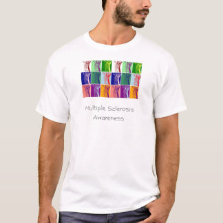 MS Awareness Spinal MRI T-Shirt