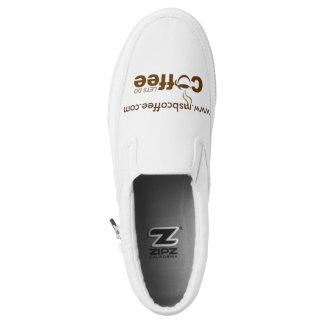 Ms B- Zipz Slip On Shoes, US Men 4 / US Women 6 Printed Shoes