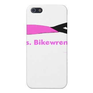 Ms. Bikewrench Case For iPhone SE/5/5s