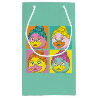 Ms. Birdy Pop Art Small Gift Bag