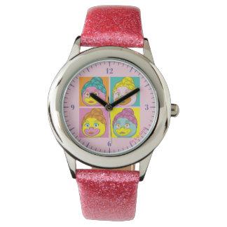 Ms. Birdy Pop Art Wristwatch