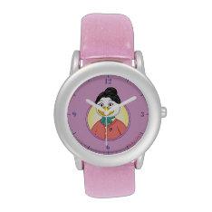 Ms. Birdy Watch at Zazzle