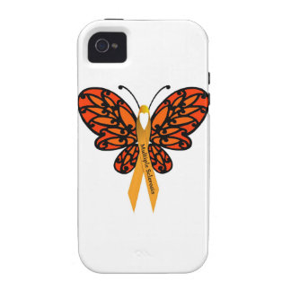 MS Butterfly iPhone 4/4S Cases