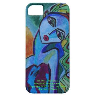 "Ms. Cheevious ""Aurelia""  iPhone 5 Cover"