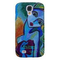"Ms. Cheevious ""Aurelia"" Samsung Galaxy S4 Cover"